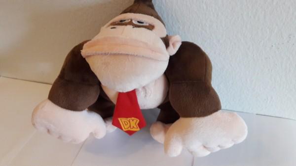 Donkey Kong - Plüschfigur