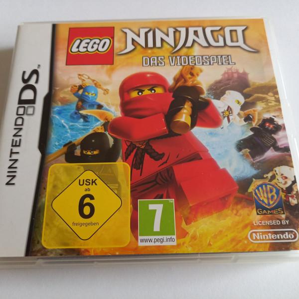 Lego - Ninjago - Das Videospiel - DS