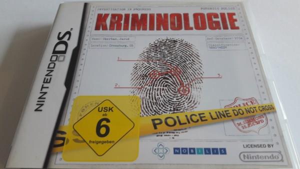 Kriminologie - DS