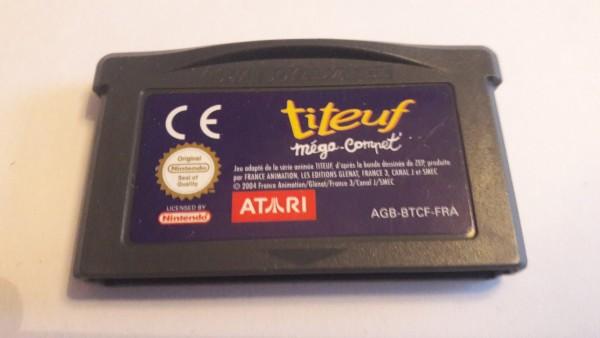 Titeuf - GBA