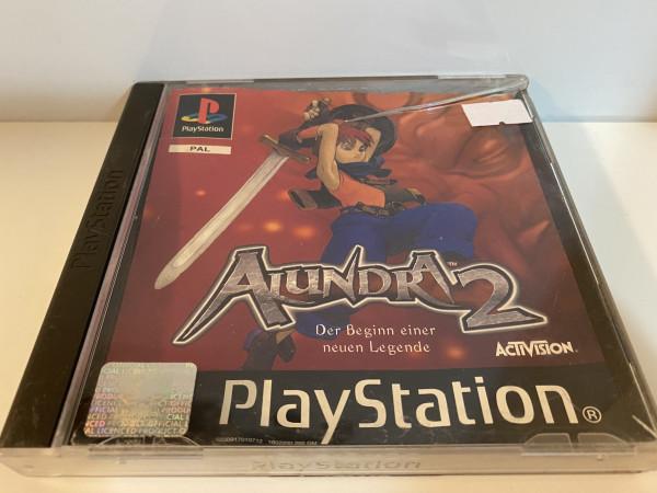 Alundra 2 - PS1