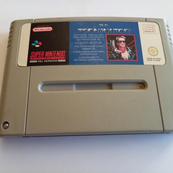 The Terminator - SNES