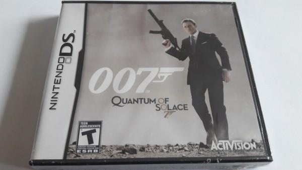 007 - Quantum Of Solace - DS