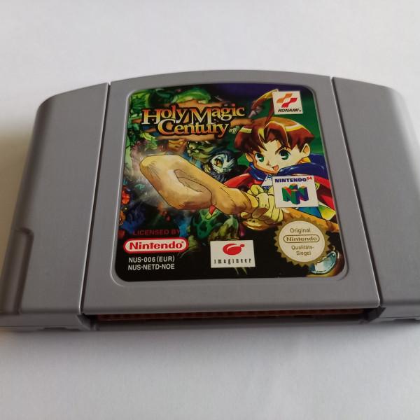Holy Magic Century - N64