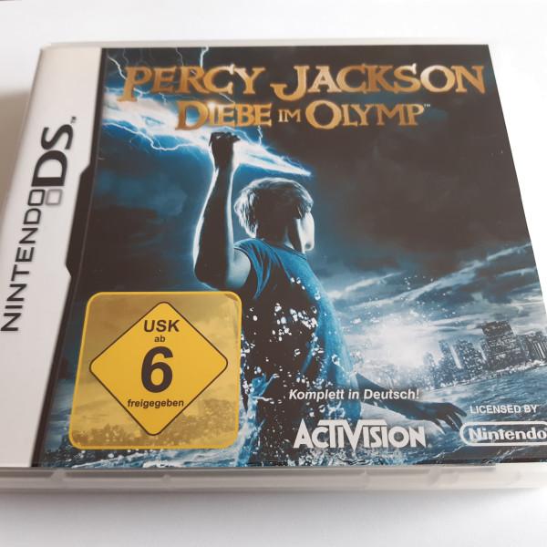 Percy Jackson - Diebe im Olymp - DS