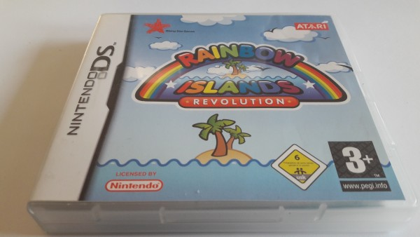 Rainbow Island Revolution - DS