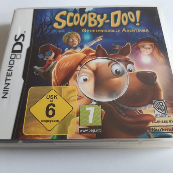 Scooby-Doo - Geheimnisvolle Abenteuer - DS