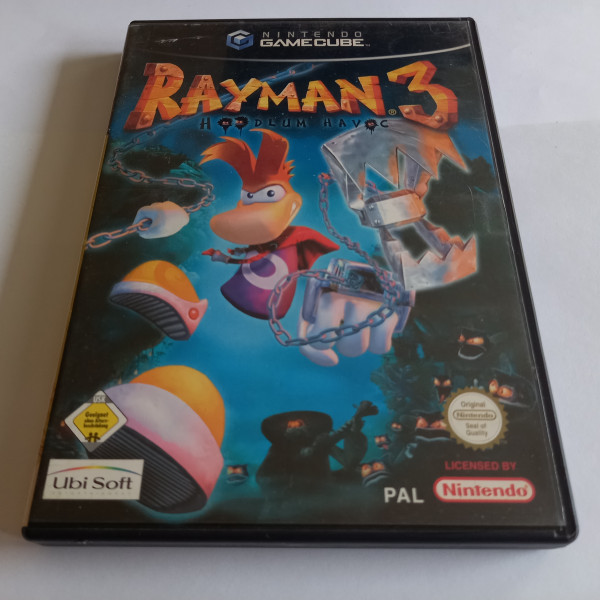 Rayman 3 - Hoodlum Havoc - GameCube