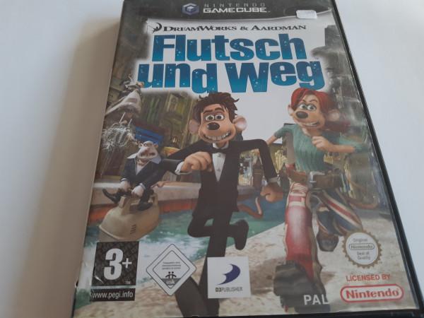 Flutsch und Weg - GameCube