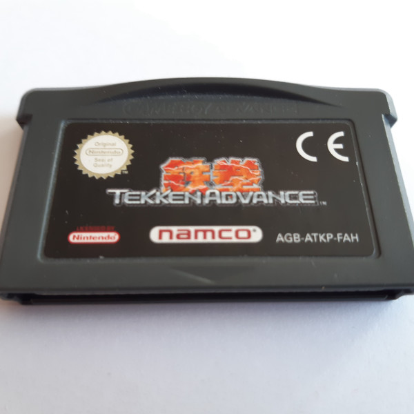 Tekken Advance - GBA