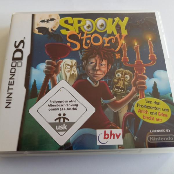 Spoky Story - DS