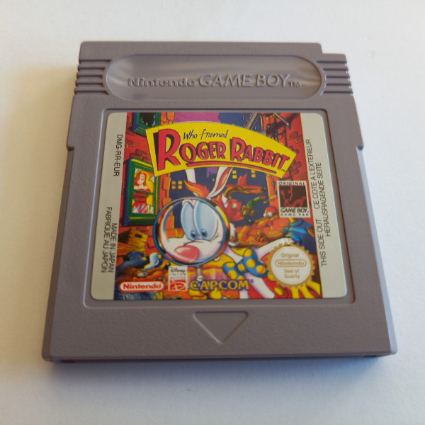 Who framed Roger Rabbit - Game Boy