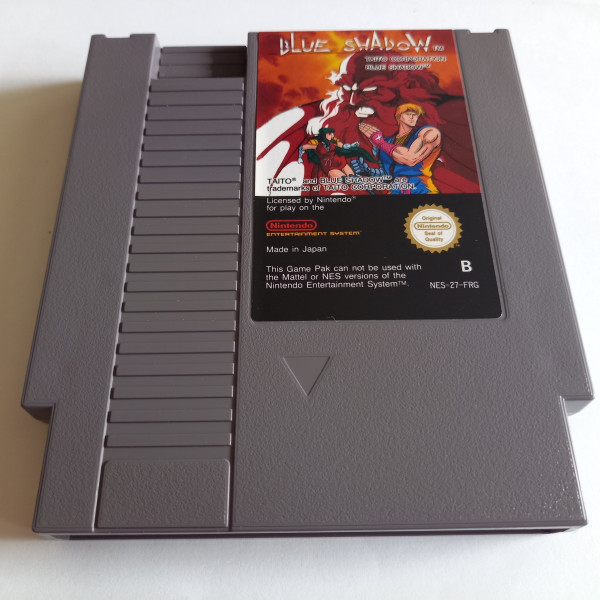 Blue Shadow - NES