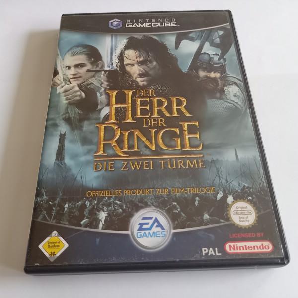 Der Herr der Ringe - Die zwei Türme - GameCube