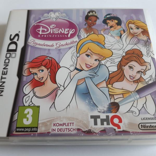 Disney Prinzesssin - Bezaubernde Geschichten - DS