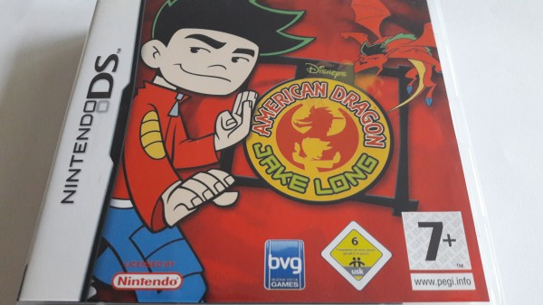 American Dragon - Jake Long - DS
