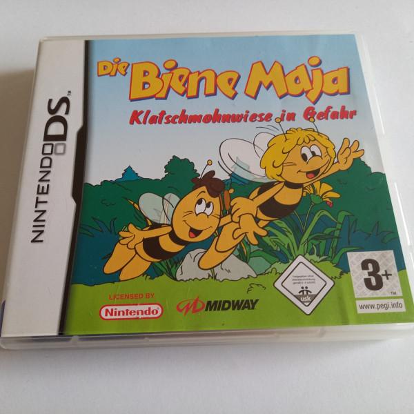 Die Biene Maja - Klatschmohnwiese in Gefahr - DS