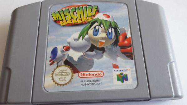 Mischief Makers - N64
