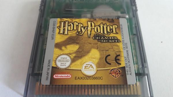 Harry Potter und die Kammer des Schreckens - GBC