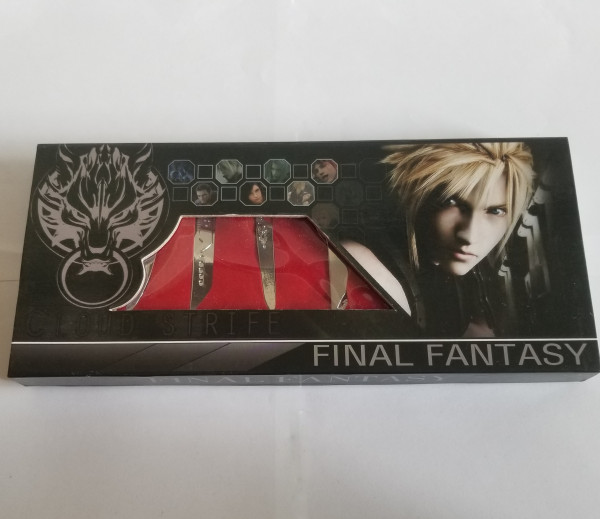Final Fantasy Set - Anhänger