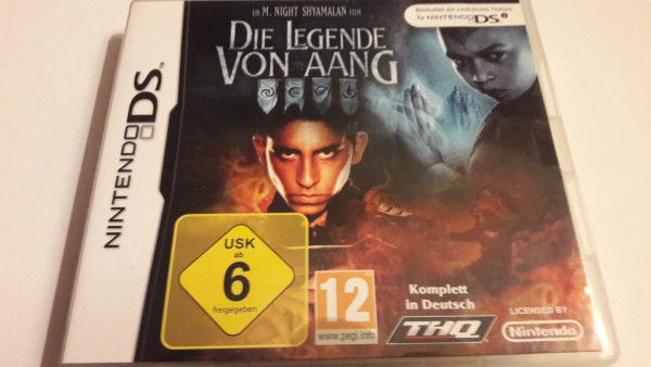 Die Legende von Aang - DS
