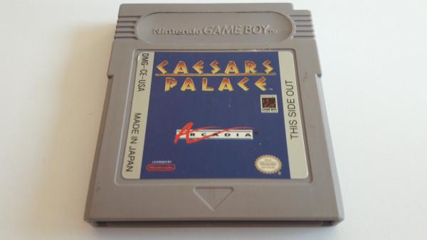 Caesars Palace - Game Boy