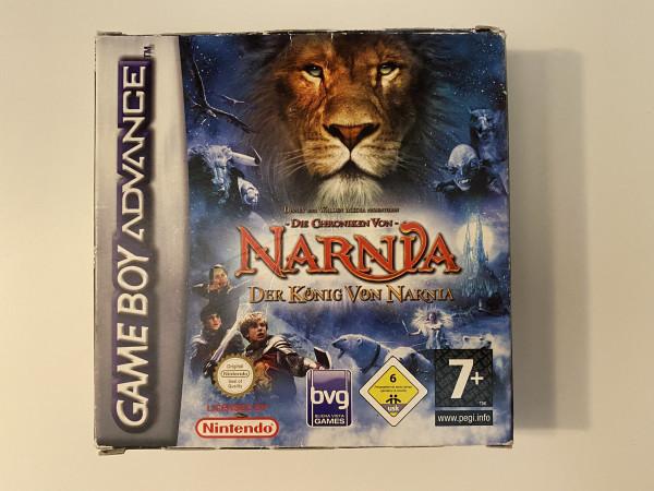 Die Chroniken von Narnia - Der König von Narnia - GBA