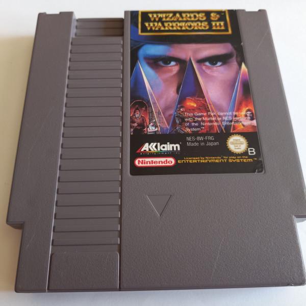 Wizards & Warriors III - NES