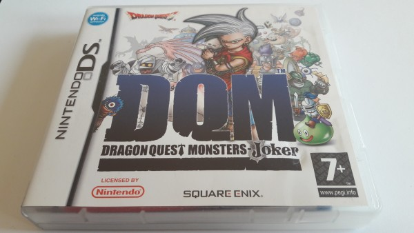 Dragon Quest Monsters - Joker - DS