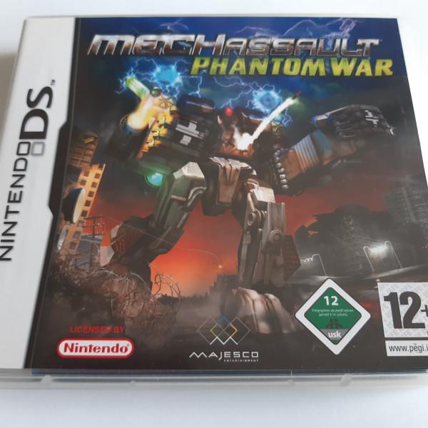 MechAssault - Phantom War - DS