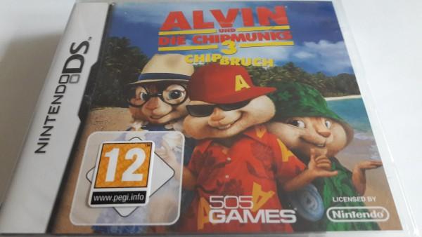 Alvin und die Chipmunks 3 - Chipbruch - DS