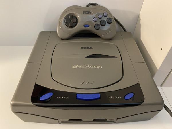 Sega Saturn NTSC-J Konsole