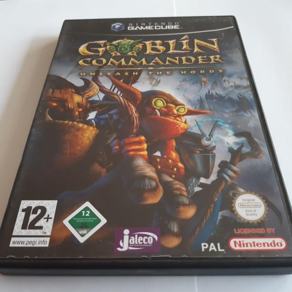 Goblin Commander - Unleash The Horde - GameCube