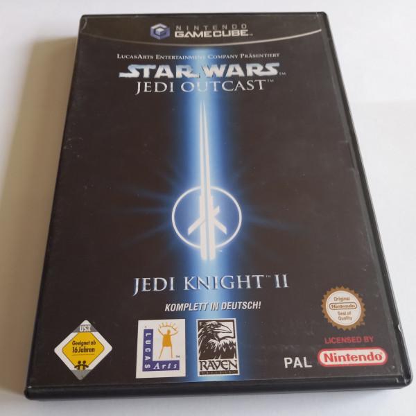 Star Wars - Jedi Outcast - GameCube