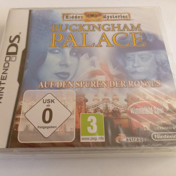 Buckingham Palace - Auf den Spuren der Royals - DS