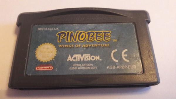 Pinobee - Wings of Adventure - GBA