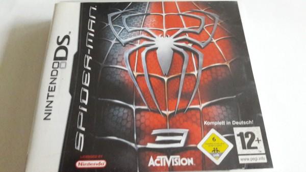 Spider-Man 3 - DS
