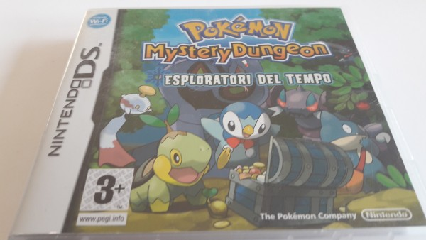Pokemon Mystery Dungeon - Erkundungsteam Zeit - DS