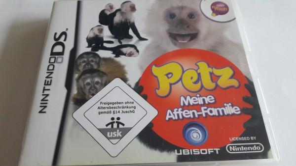 Petz - Meine Affen-Familie - DS