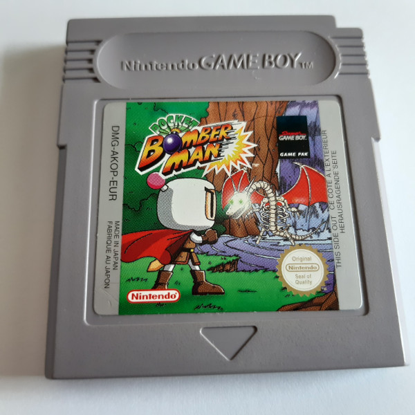 Pocket Bomberman - Game Boy