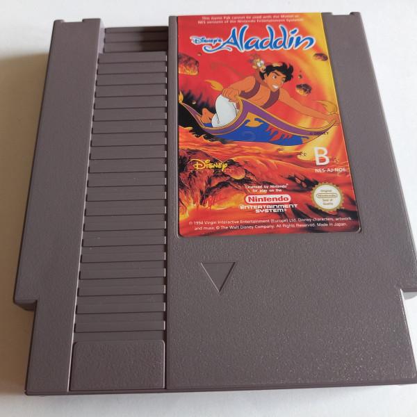 Disney`s Aladdin - NES