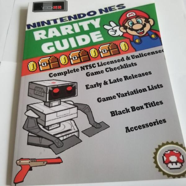 Nintendo NES Rarity Guide - Buch