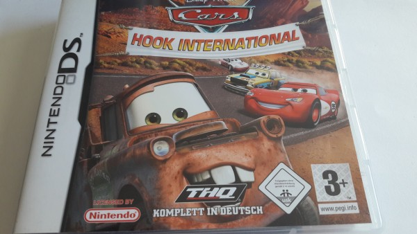 Cars - Hook International - DS
