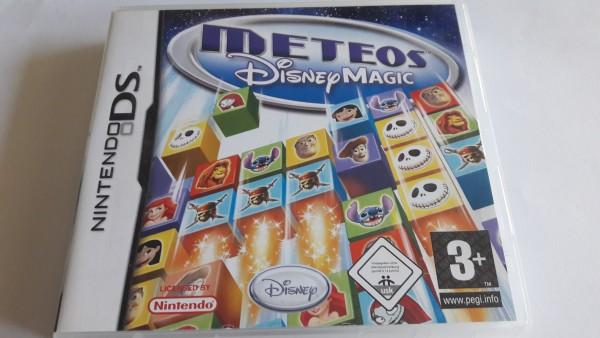 Meteos - Disney Magic - DS