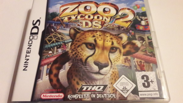 Zoo Tycoon 2 - DS