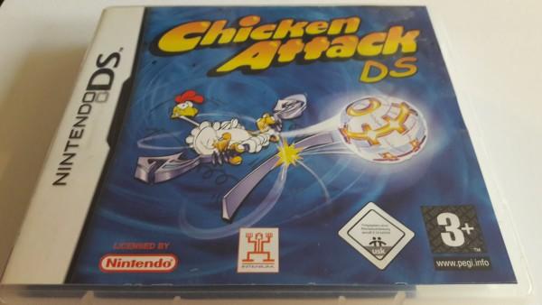 Chicken Attack - DS