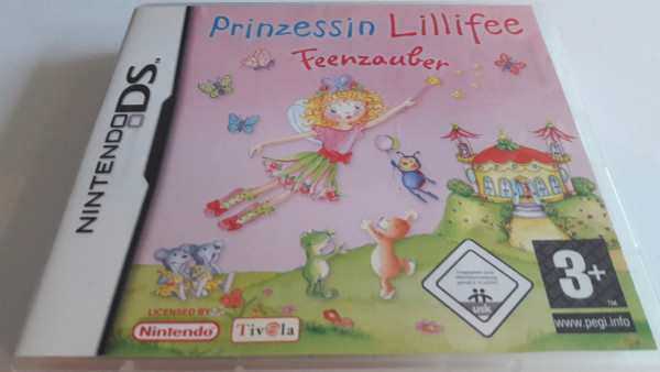 Prinzessin Lillifee - Feenzauber - DS