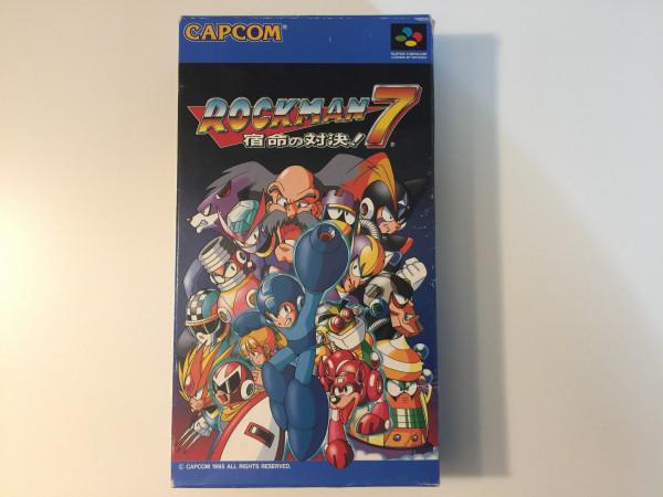 Rock Man 7 / Mega Man 7