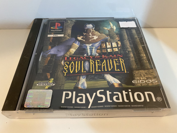 Legacy of Kain - Soul Reaver - PS1