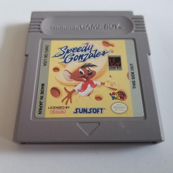 Speedy Gonzales - Game Boy